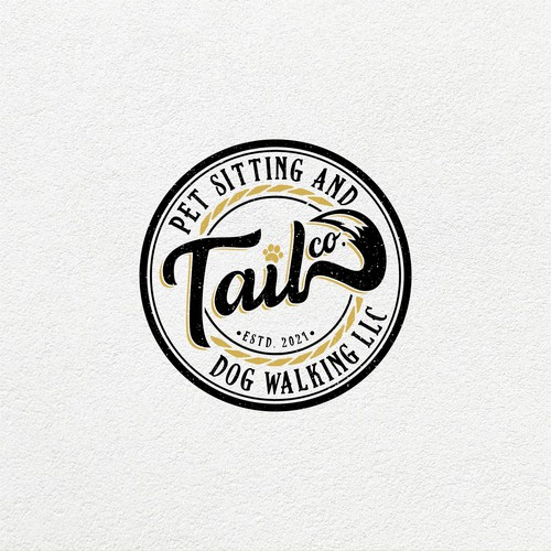 TAIL CO Vintage Logo