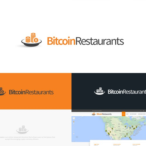 Delicious logo for Bitcoin Restaurant Directory