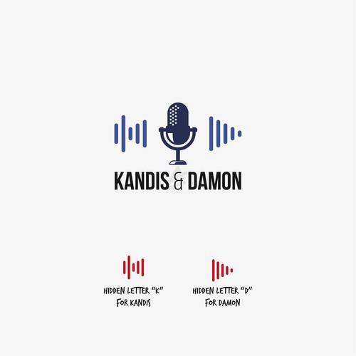 kandis & damon podcast concept