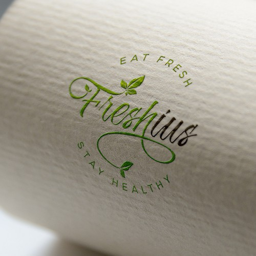 Logo design for Freshius