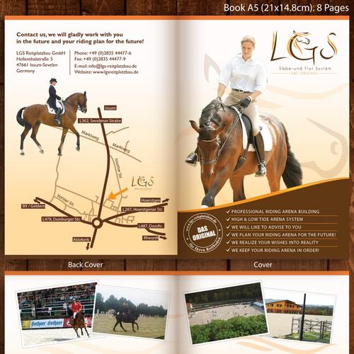 Unsere neu Flyer, Broschüre