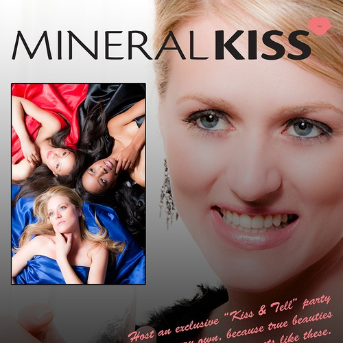 Mineral Kiss Poster