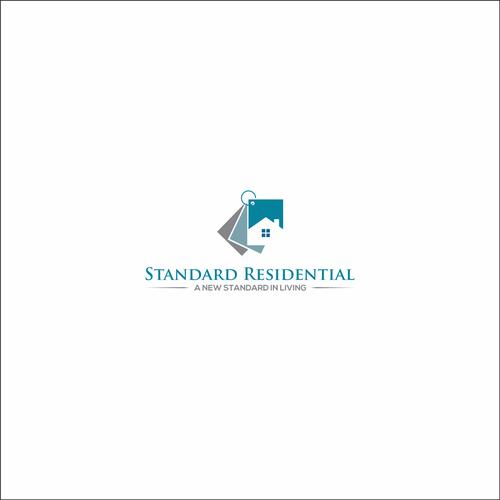 Standard residental logo design