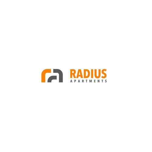 RADIUS APARTMENTS LOGO