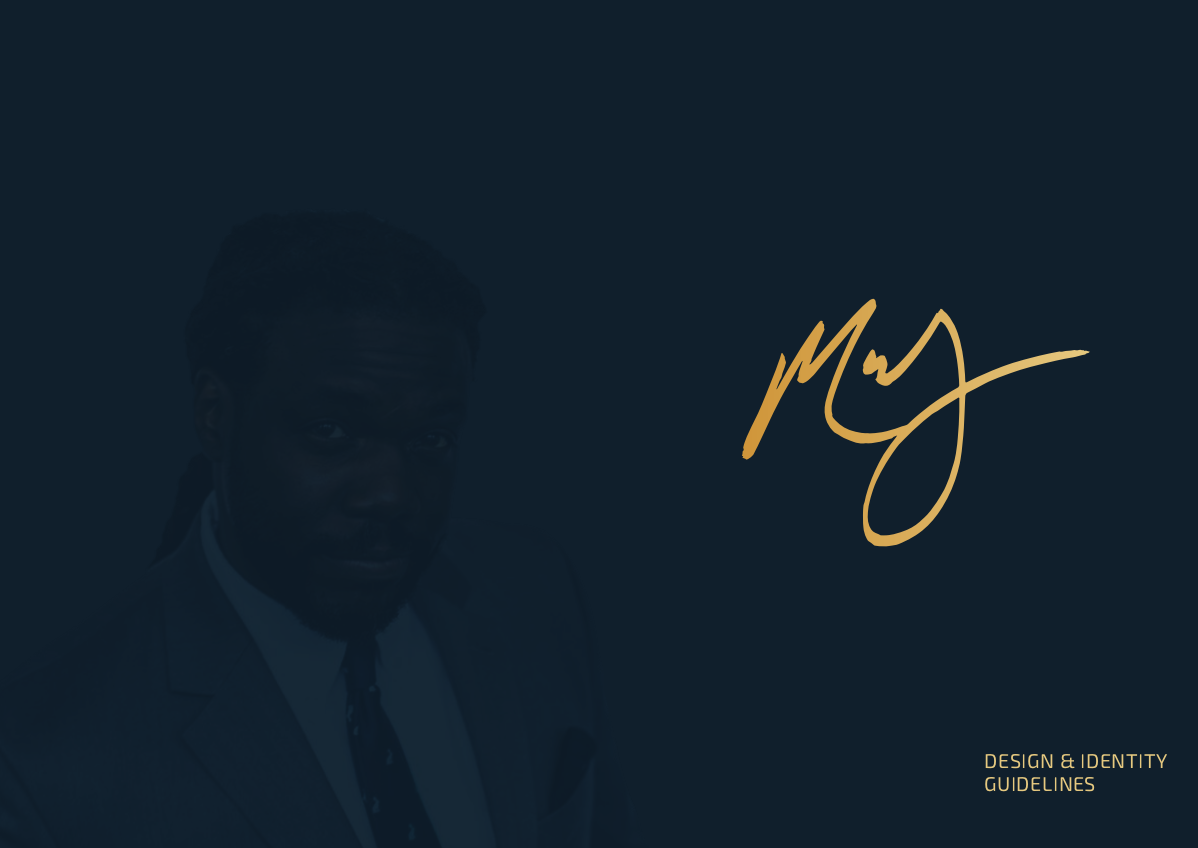 Marcus Whitney Brand Style Guide