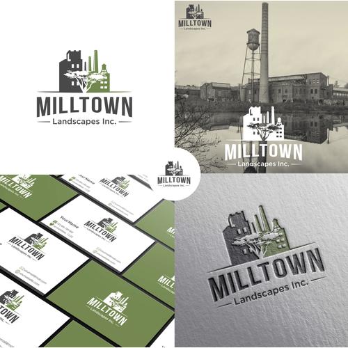 new logo for MILLTOWN
