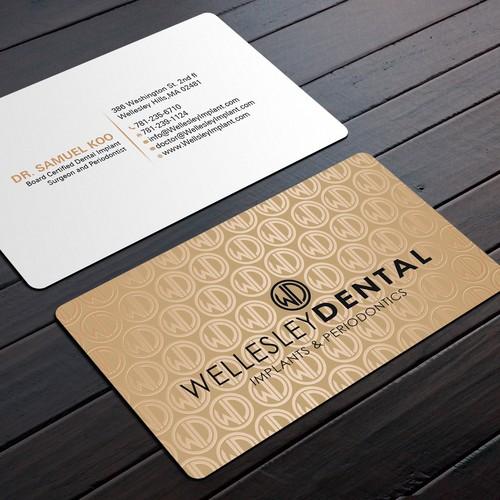 Luxury Business Card Design.