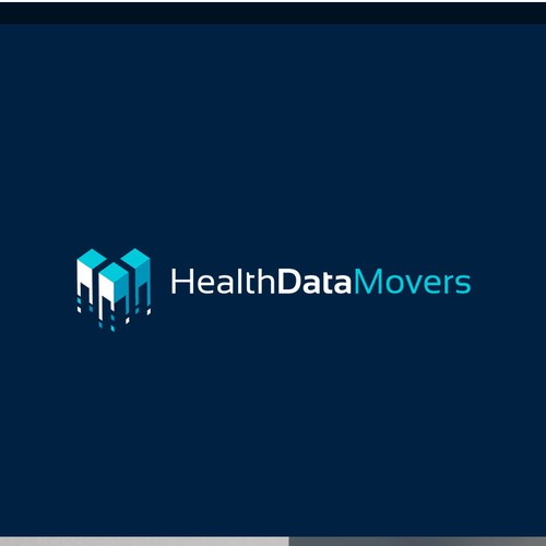 Logo Design for Health Data Movers.