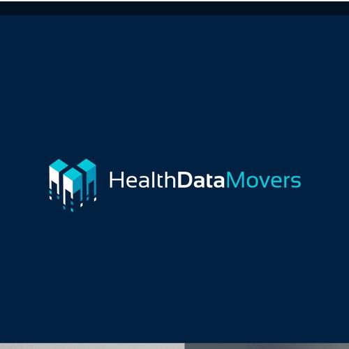 Logo Design for Health Data Movers.