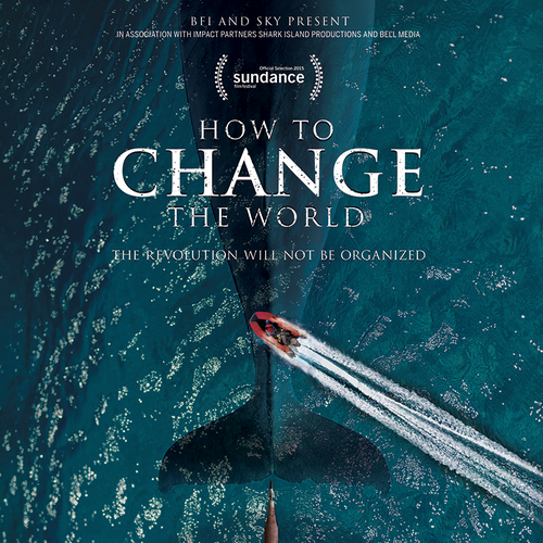 Greenpeace movie poster