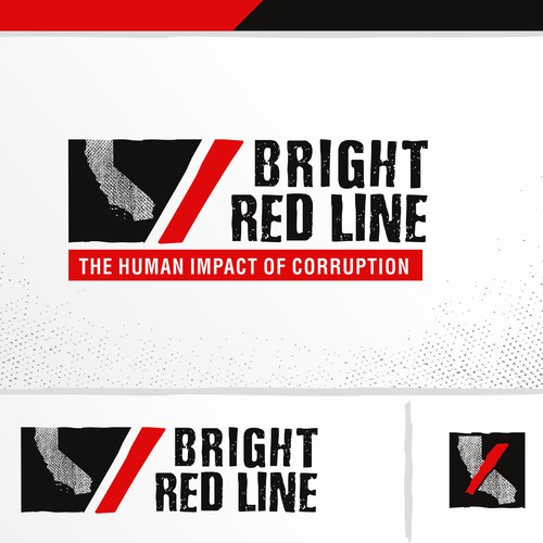 Logo and Banners to help stamp out political corruption in California