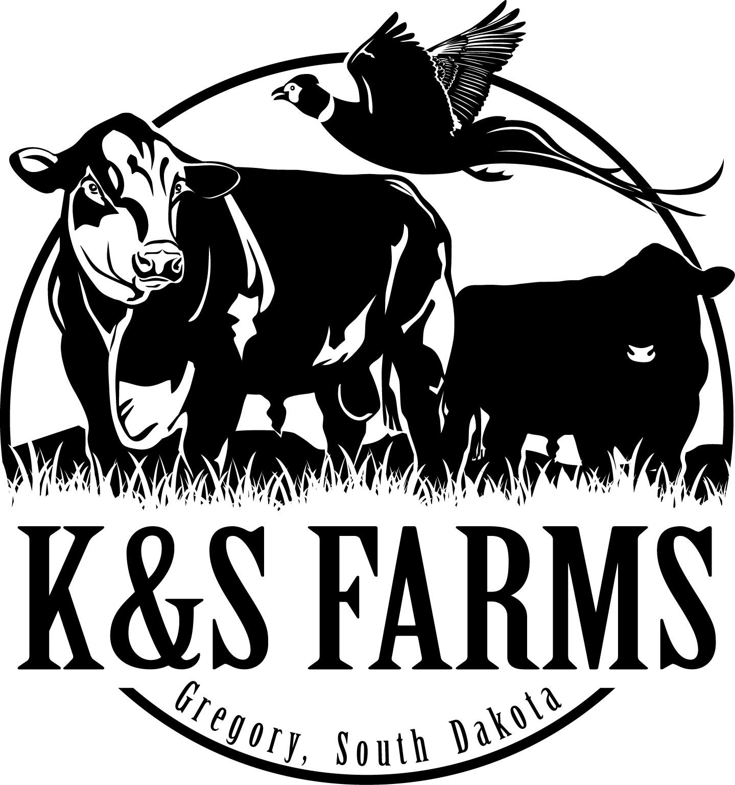 Unique Family Farm Logo