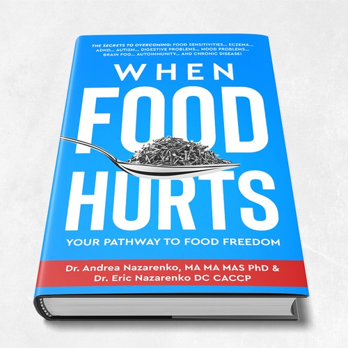 Simple idea for a book about food