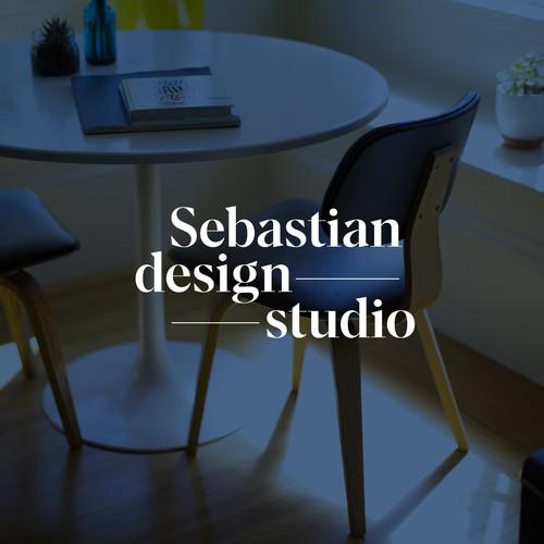 Logo Concept for Sebastian Design Studio