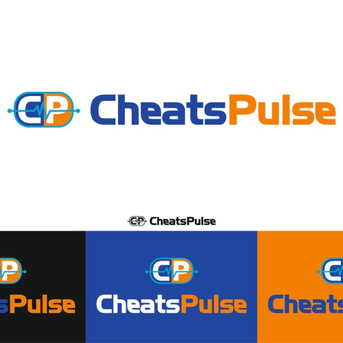 Help CheatsPulse.com with a new Logo Design