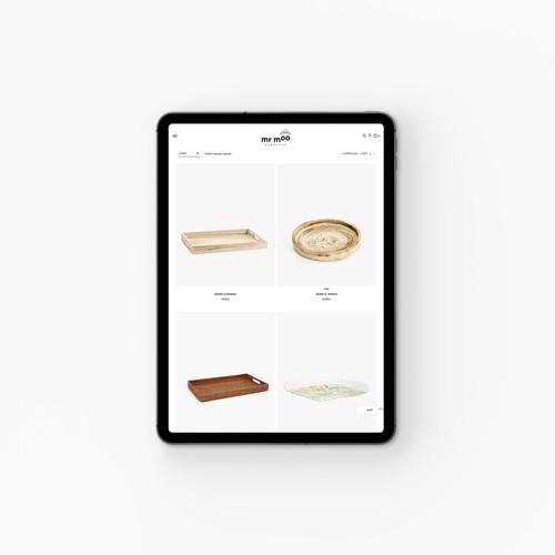 mr moo e-commerce