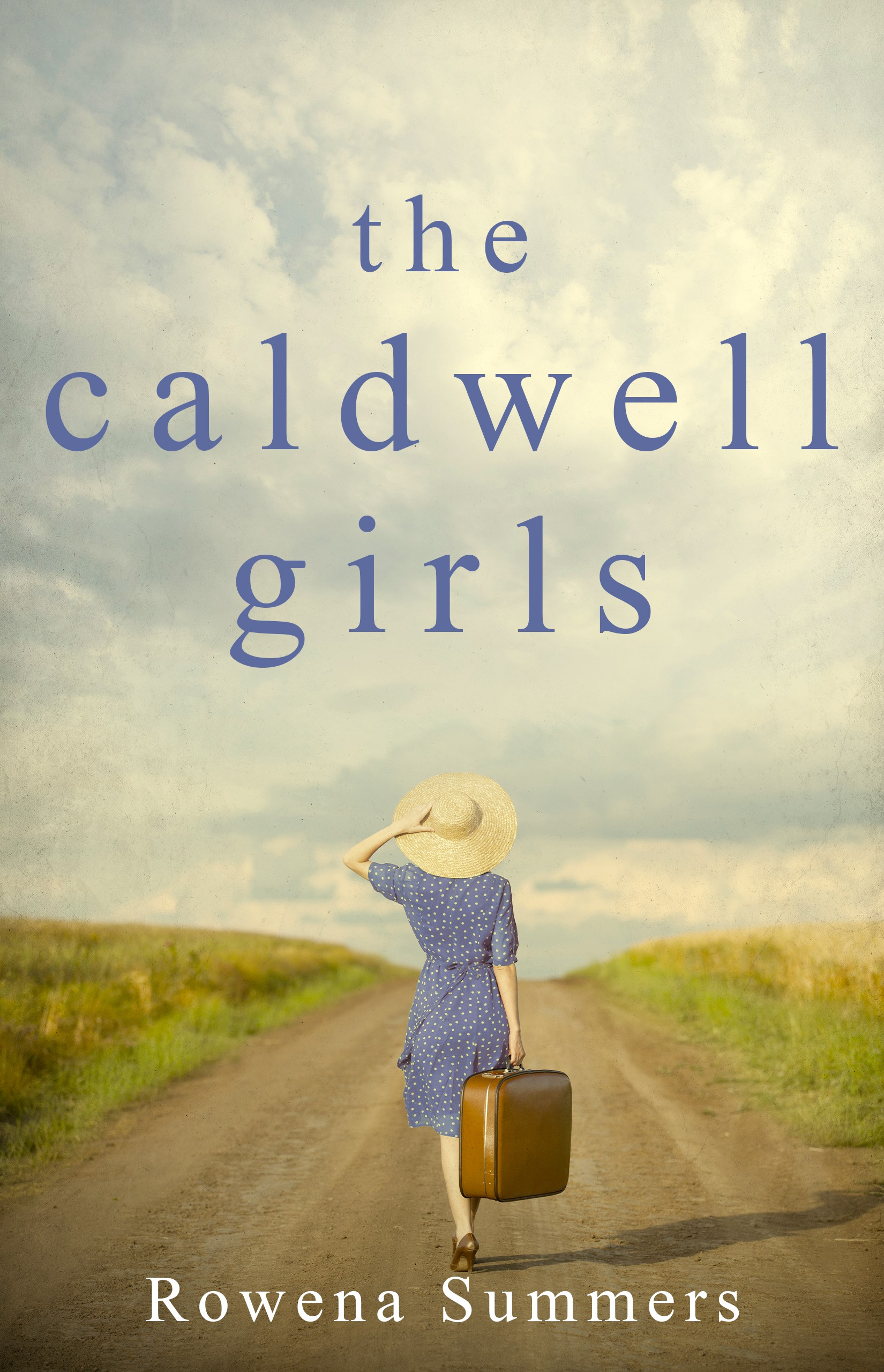 The Caldwell Girls eBook Cover