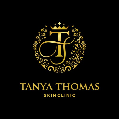 Logo design for Tanya Thomas Skin Clinic