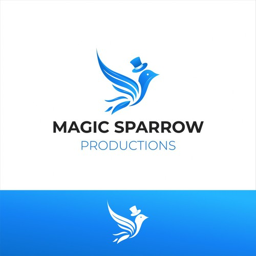 Magic Sparrow Production logo
