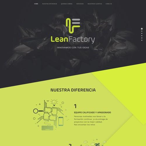 Lean Factory
