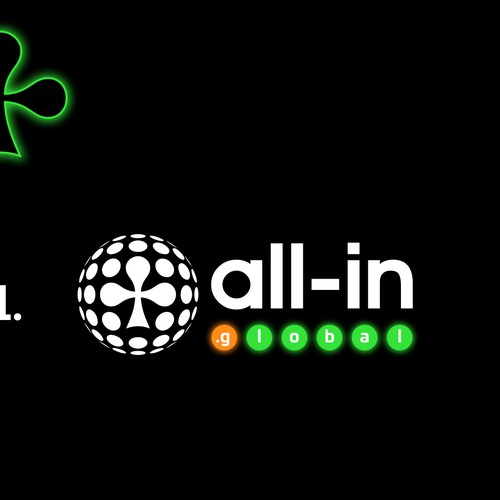 All-in (all-in.global) Around the World - Rebranding