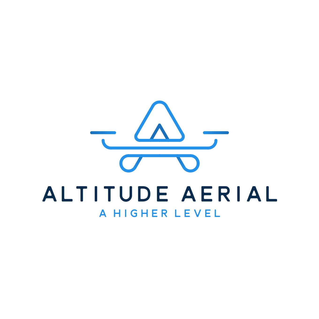 Creative Logo Design for Aerial (Drone) Imagery Company