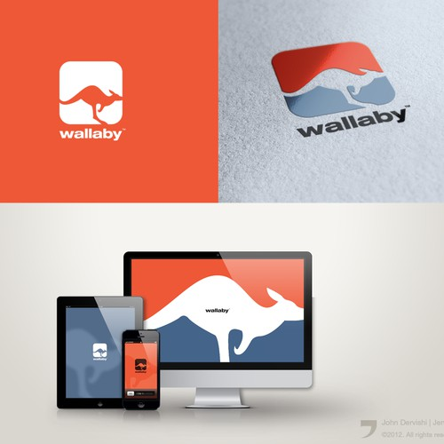 New logo wanted for wallaby