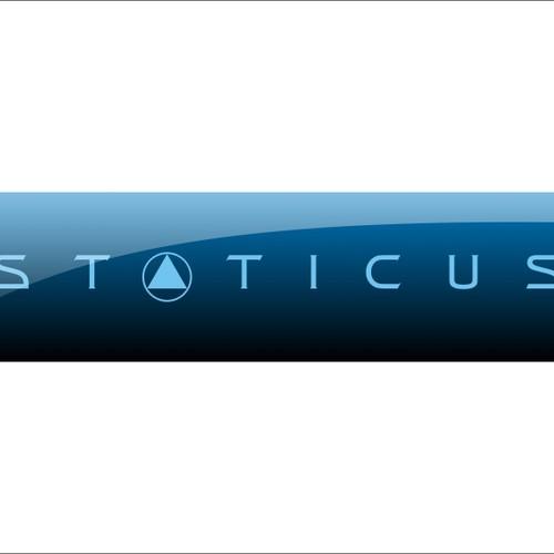 new LOGO for STATICUS (aluminium-glass constuctions)