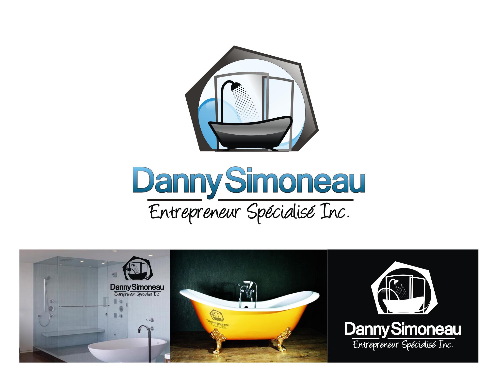 logo for Danny Simoneau Entrepreneur Spécialisé Inc.