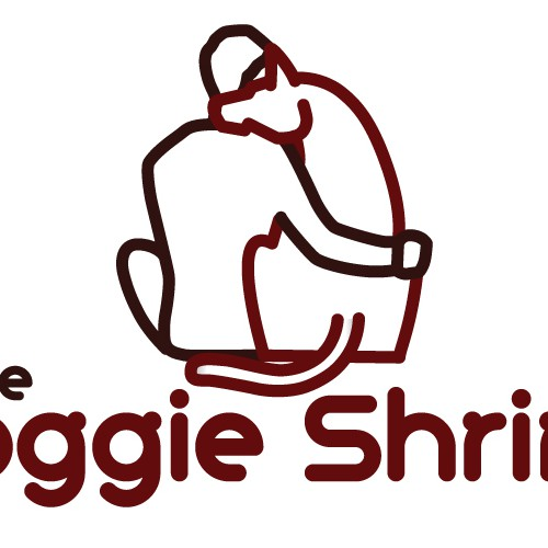 Create a fun logo to represent a dog psychologist/ dog trainer'sobedience and behavior modification business