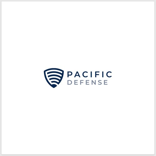 Logo Design for Pacific Defense