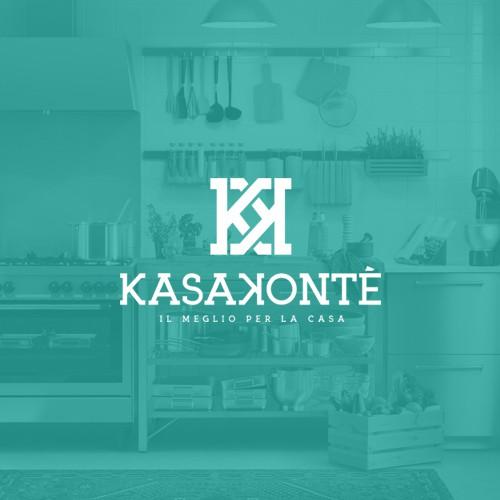 Kasa Kontè Logo Design