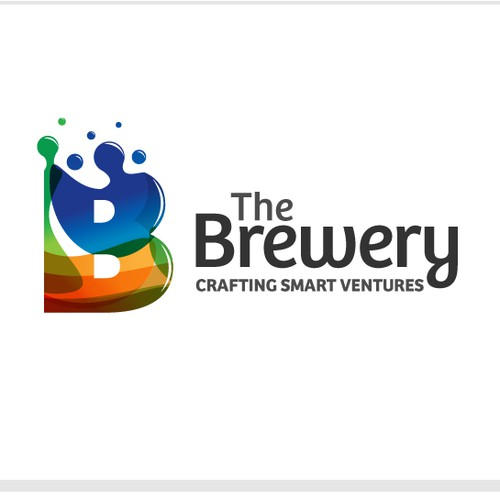 logo for The Brewery