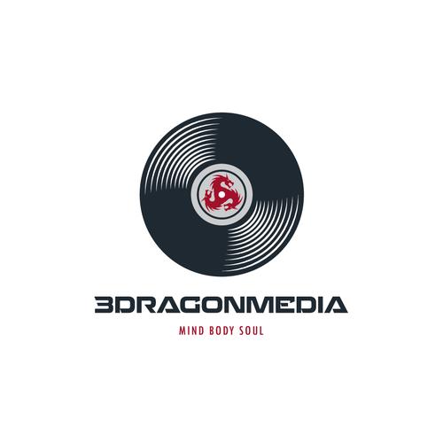 3 Dragon Media Logo