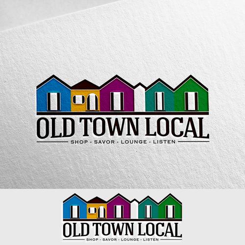 Design an eclectic Shopping Center Logo