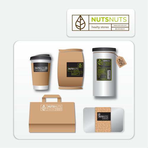 NutsNuts logo contest