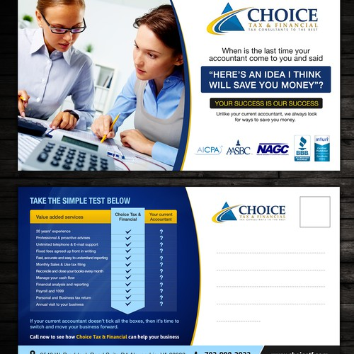 Choice Tax & Financial