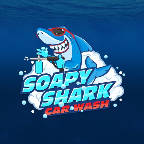 Shark Car Wash