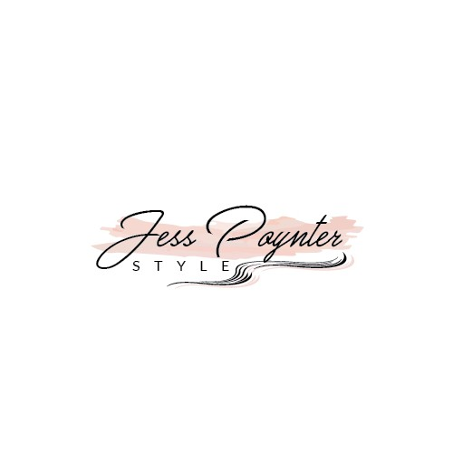 Hairstylist Casual chic Logo