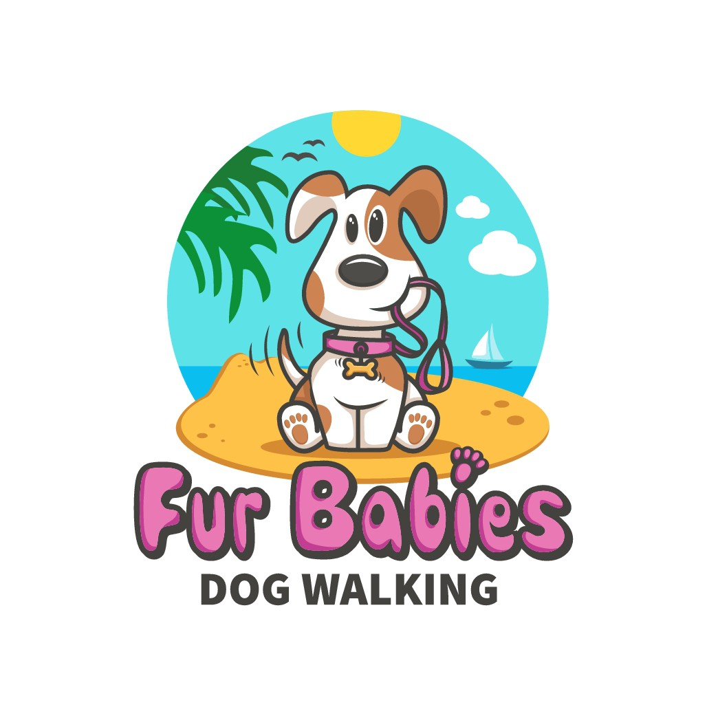 Dog walking business is looking for a new fun and playful logo