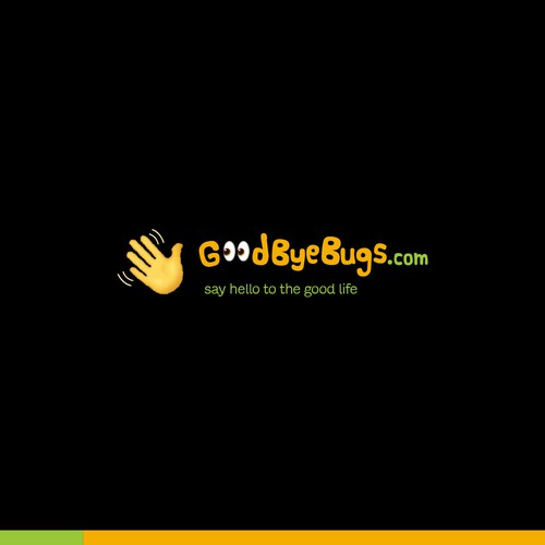 Super FUN Logo for Goodbyebugs.com