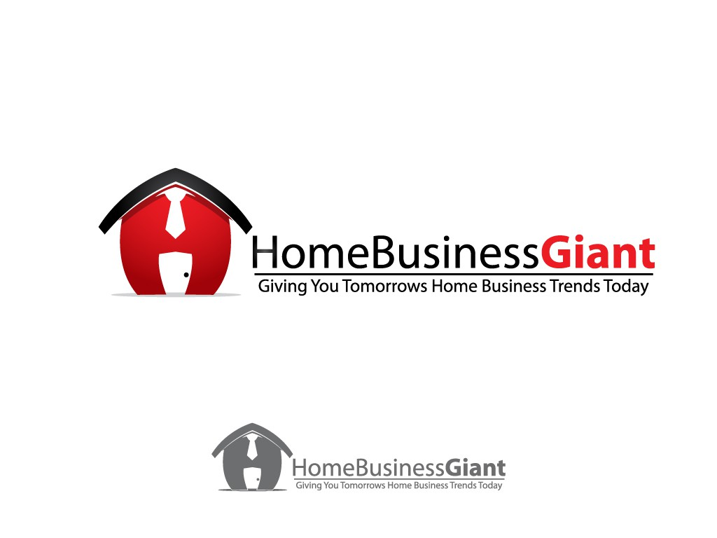 Create the next logo for HomeBusinessGiant