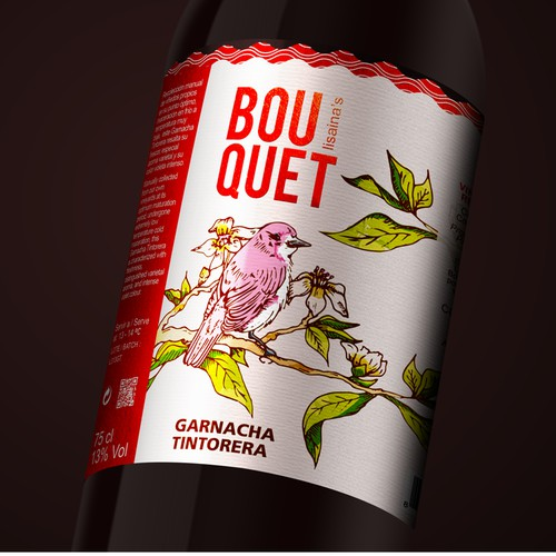 Bouquet wine