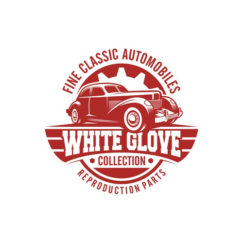 logo for white glove