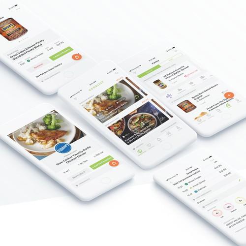 Cooklist App
