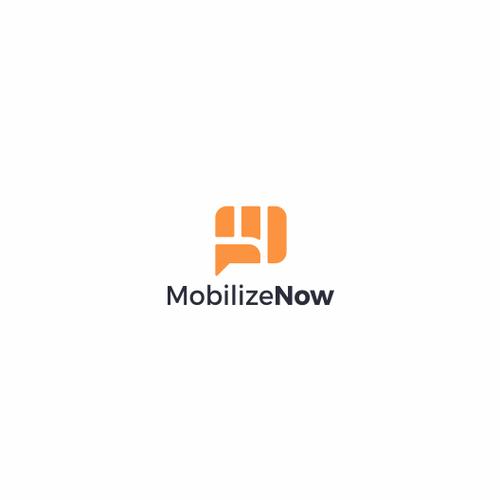 Logo design for Mobilize Now