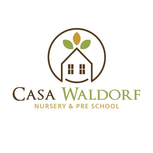 Logo Casa Waldorf