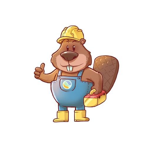 lovable beaver