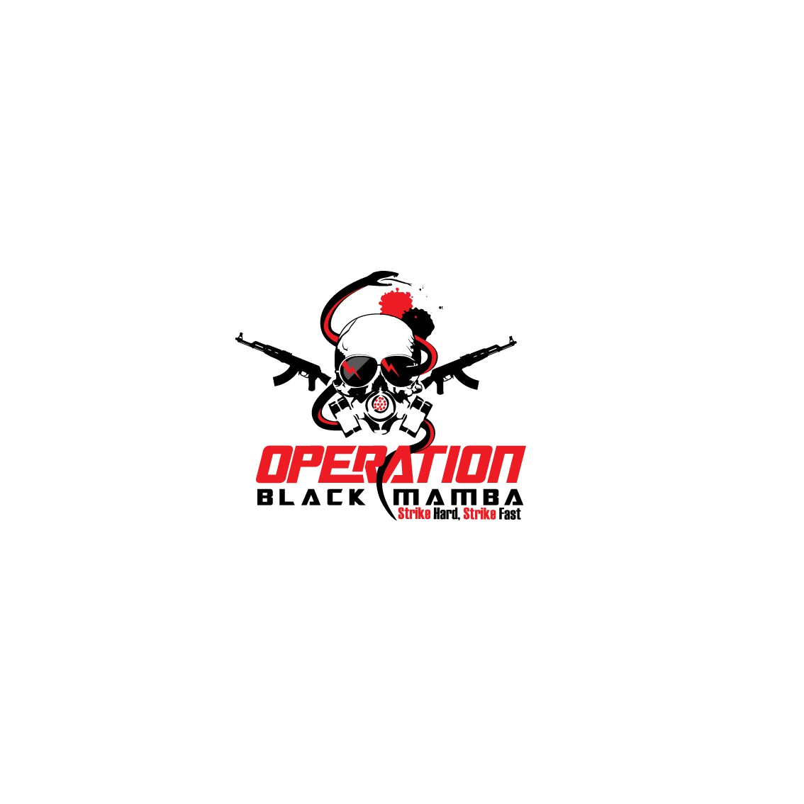 Awesome Logo Needed for OperationBlackMamba.com