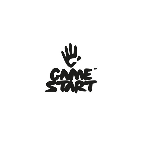 Logo concept for GameStart